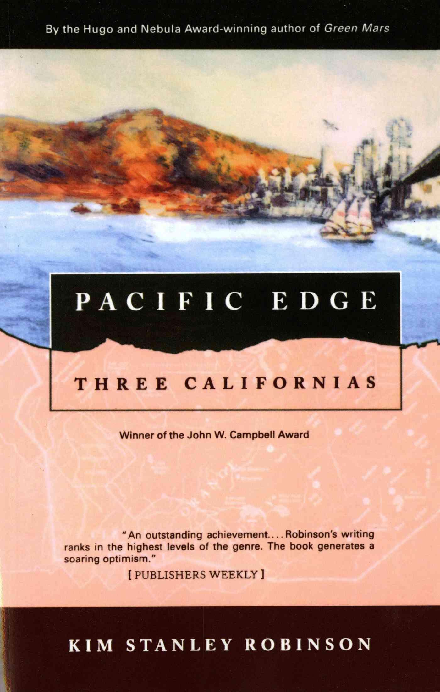Pacific Edge By Robinson, Kim Stanley